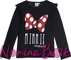 Minnie hosszúujjú póló